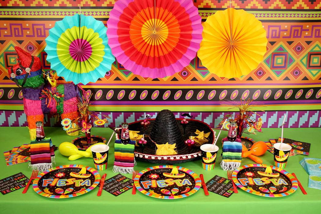 Cómo organizar una fiesta mexicana