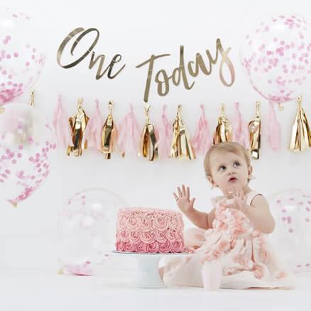 Primer Cumpleaños: Cómo organizar una fiesta perfecta para tu bebé